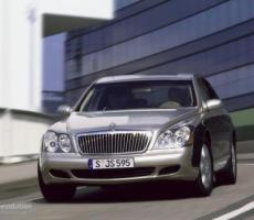 Picture of Maybach 57