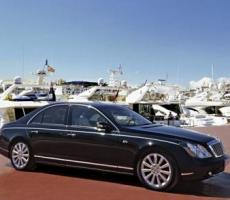 Picture of Maybach 57S