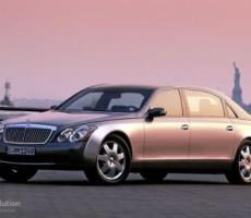 Picture of Maybach 62