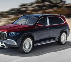 Picture of Maybach GLS 600