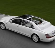 Picture of Maybach Landaulet