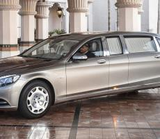 Picture of Maybach S600 Pullman