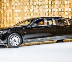 Picture of Maybach S650 Pullman