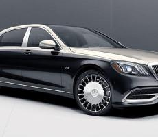 Picture of Maybach S650
