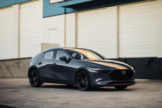 Image of Mazda 3 2.0 M Hybrid