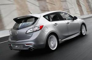 Photo of Mazda 3 MPS Mk II