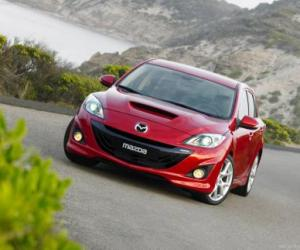 Picture of Mazda 3 MPS (Mk II)