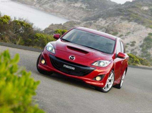 Image of Mazda 3 MPS