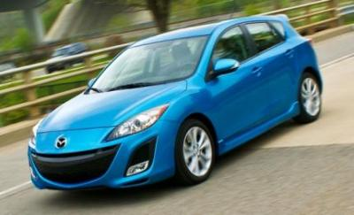 Image of Mazda 3 s 5-door Sport