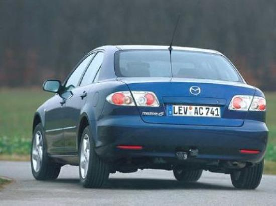 Image of Mazda 6 2.0 CD