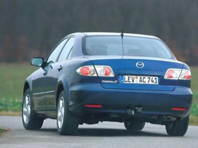 Image of Mazda 6 2.0 CD