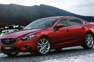 Picture of Mazda 6 2.2D