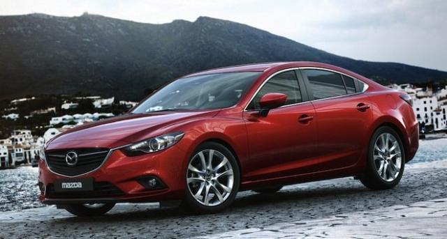 Image of Mazda 6 2.2D