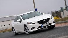 Mazda 6 2.5 SkyActiv-G