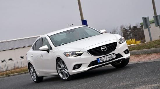 Image of Mazda 6 2.5 SkyActiv-G