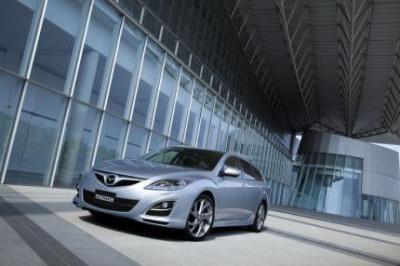 Image of Mazda 6 Kombi 2.0 DISI