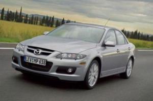 Photo of Mazda 6 MPS