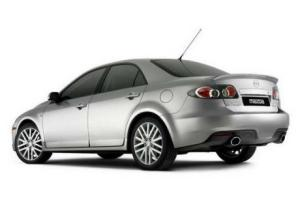 Picture of Mazda 6 MPS