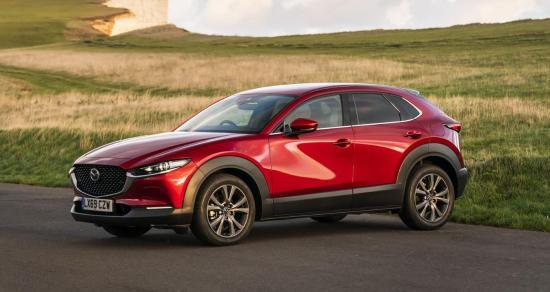 Image of Mazda CX-30 Skyactiv-X 180 AWD