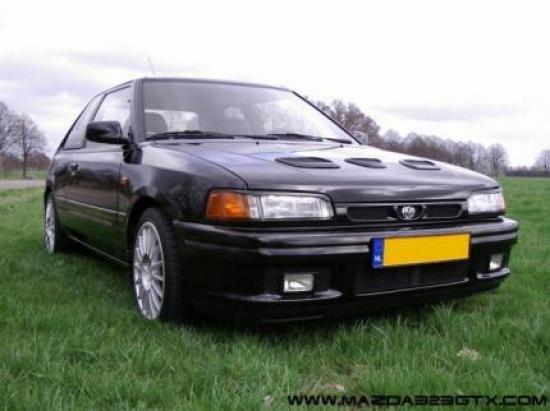 Image of Mazda Familia-323 GTX
