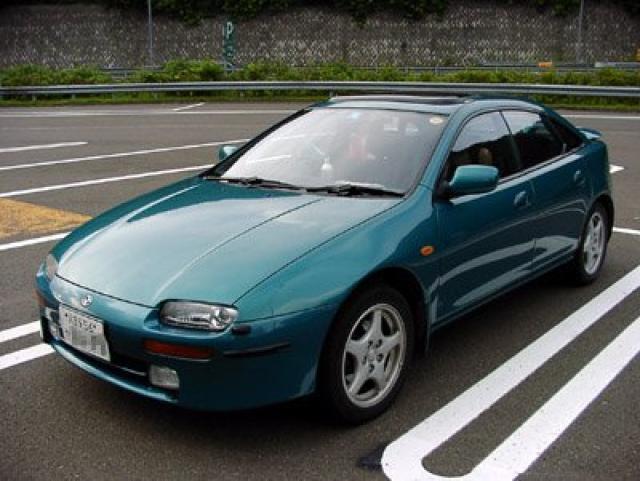 Image of Mazda Lantis