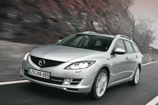 Image of Mazda Mazda6 Sport Kombi 2.0 CD