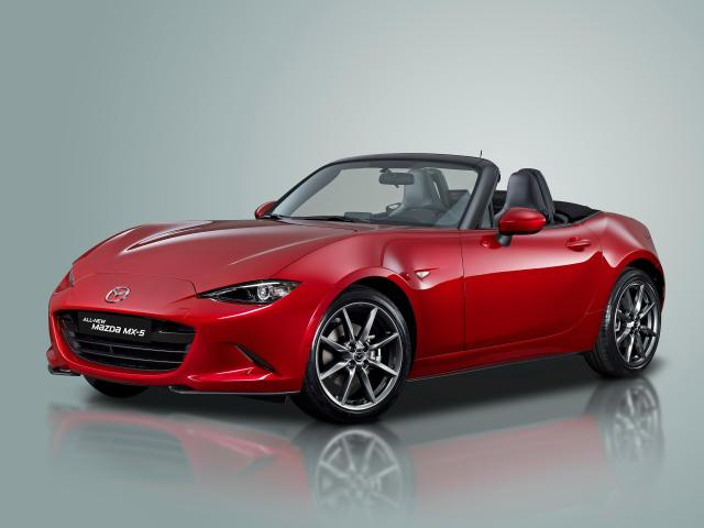 Image of Mazda MX-5 1.5