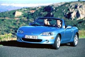 Picture of Mazda MX-5 1.8 MZR