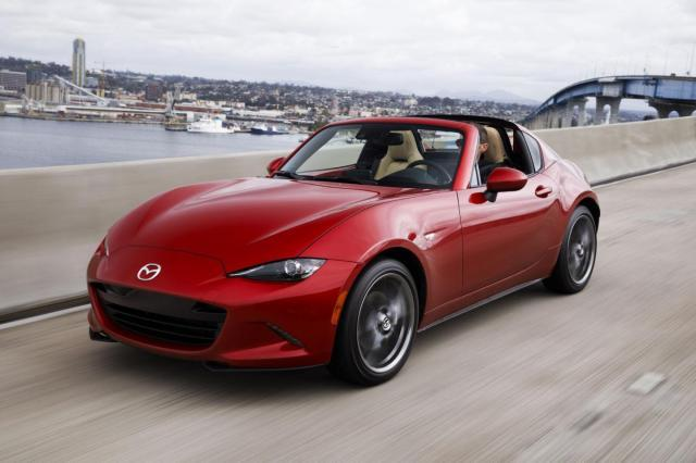 Image of Mazda MX-5 2.0 RF