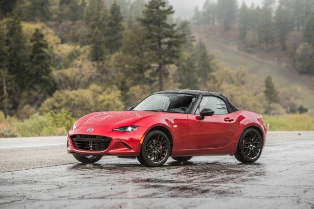 Image of Mazda MX-5 2.0