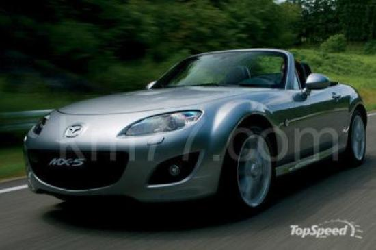 Image of Mazda MX-5 Grand Touring