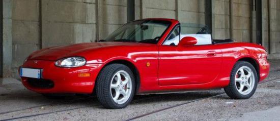 Image of Mazda MX-5