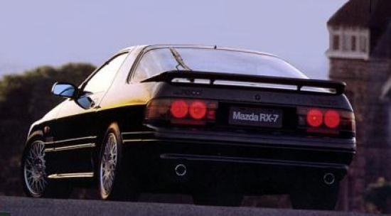 Image of Mazda RX-7 Turbo
