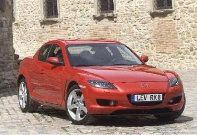 Image of Mazda RX-8