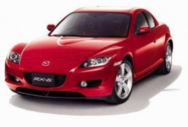 Image of Mazda RX-8