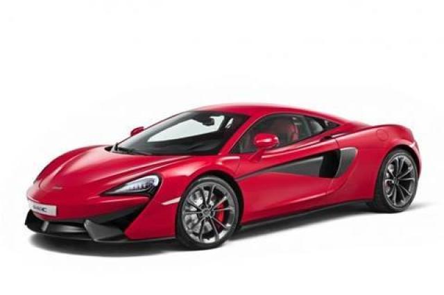 Image of McLaren 540C