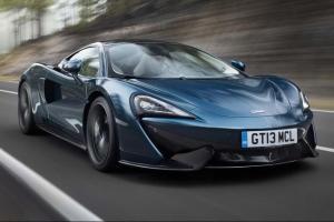 Photo of McLaren 570GT