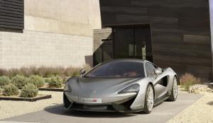 Photo of McLaren 570S