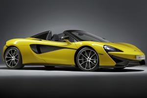 Picture of McLaren 570S Spider