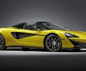 Picture of McLaren 570S Spider