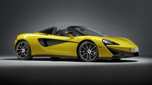Image of McLaren 570S Spider