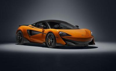 Image of McLaren 600LT
