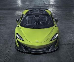 Picture of McLaren 600LT Spider