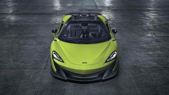 Image of McLaren 600LT Spider