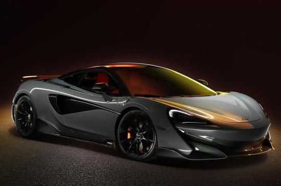 Image of McLaren 600LT