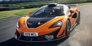 Photo of McLaren 620R