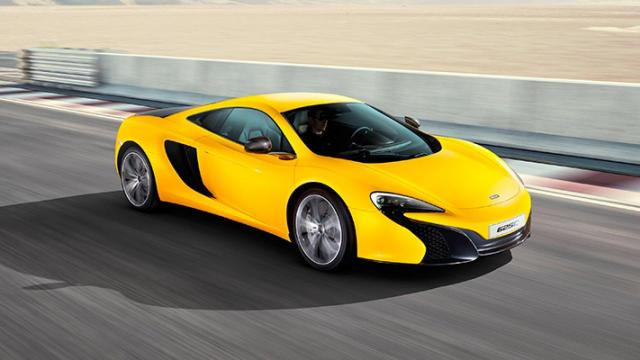 Image of McLaren 625C
