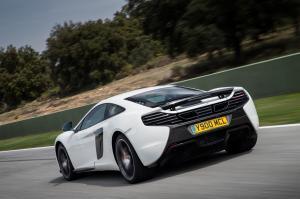 Photo of McLaren 650 S