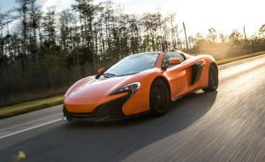 Photo of McLaren 650 S Spider