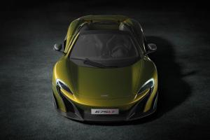 Picture of McLaren 675LT Spider